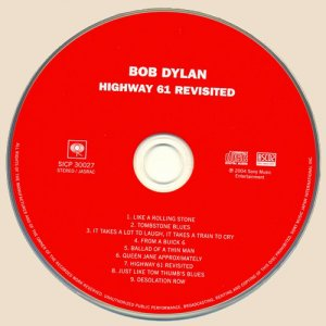 CD-Highway 61 Revisited