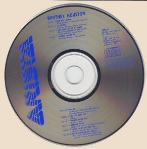 Whitney Houston (1985)_CD