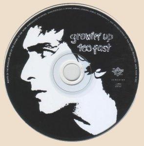 Billy Rankin - Growin' Up Too Fast (CD)