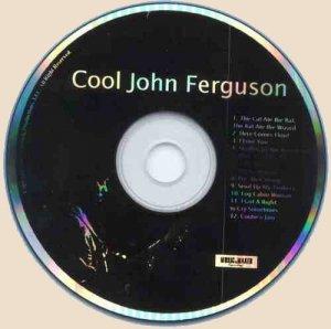 Cool John Ferguson (CD)