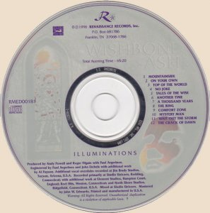 Wishbone Ash - Illuminations_CD