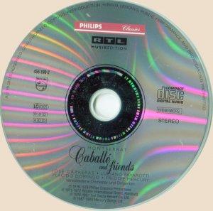 Montserrat Caballe - Caballe and Friends (CD)