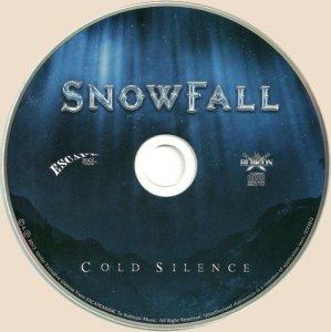 SnowFall - Cold Silence_CD