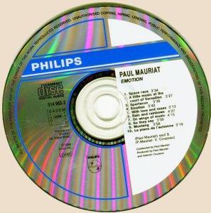 Paul Mauriat - Emotion (CD)