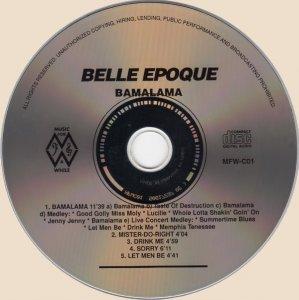 Belle Epoque - Bamalama (CD)