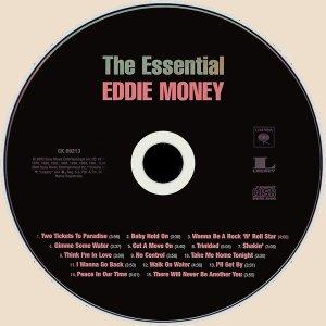Eddie Money - The Essential Eddie Money (CD)