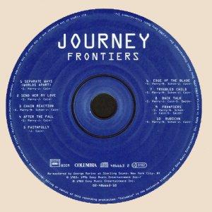 Journey - Frontiers (CD)