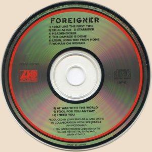 Foreigner (CD)
