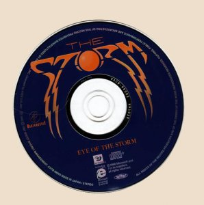 The Storm - Eye Of The Storm_CD