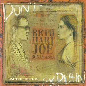 Beth Hart &;amp Joe Bonamassa Don't Explain