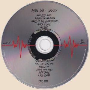 Pearl Jam - Gigaton_CD