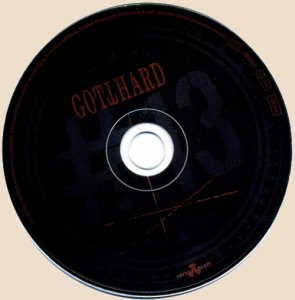 Gotthard - #13 (CD)