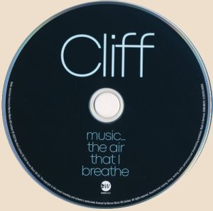 Cliff Richard - Music - The Air That I Breath_CD