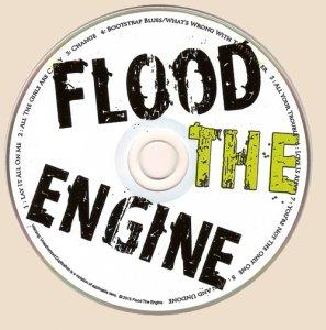 Flood The Engine (CD)
