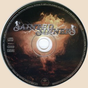 Sainted Sinners - Unlocked and Loaded (CD)