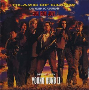 Jon Bon Jovi - Blaze Of Glory (1990)