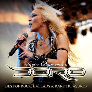 Magic Diamonds - Best Of Rock, Ballads and Rare Treasures