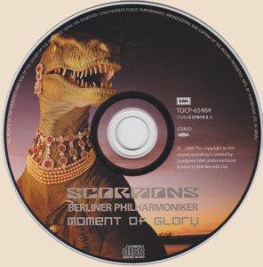 Moment Of Glory (CD)