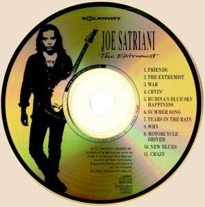 Joe Satriani - The Extremist (CD)