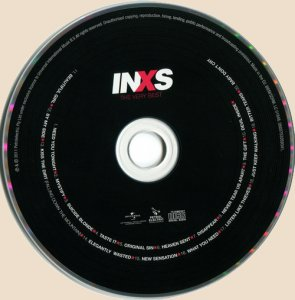 INXS - The Very Best (CD)