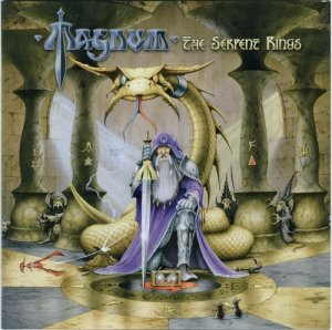 Magnum – The Serpent Rings (2020)