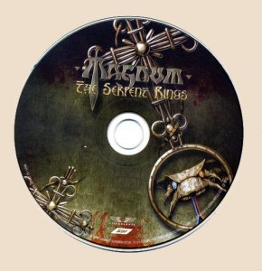 Magnum – The Serpent Rings (CD)