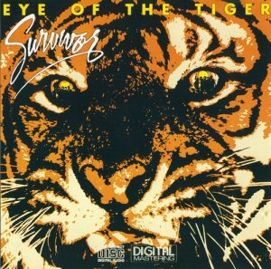 Survivor - Eye Of The Tiger (1982)