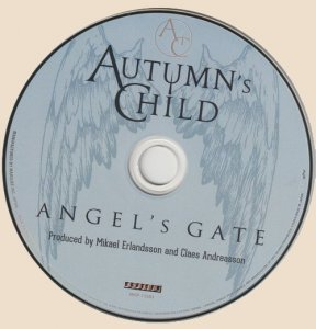 Autumn's Child - Angel's Gate (CD)