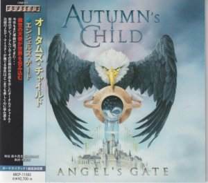 Autumn's Child - Angel's Gate (2020)