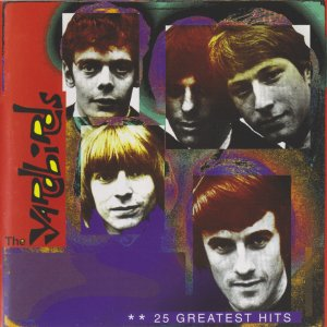 The Yardbirds - 25 Greatest Hits (1992)