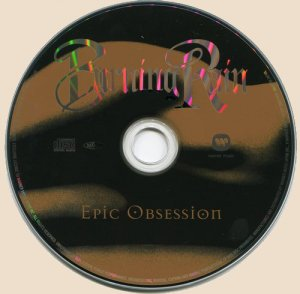 Burning Rain - Epic Obsession (CD)