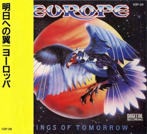 Europe - Wings Of Tomorrow (1984)