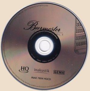 Burmester Selection Vol. 1 (CD)