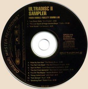 Ultradisc II Sampler (CD)