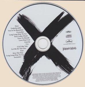 Def Leppard - X_CD