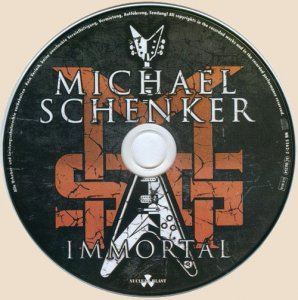 Michael Schenker Group - Immortal_CD