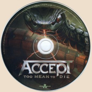 Accept - Too Mean To Die_CD