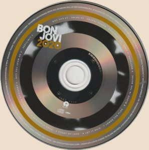 Bon Jovi - 2020_CD
