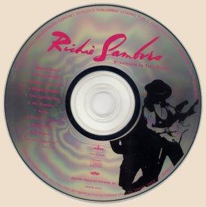 Richie Sambora - Stranger In This Town_CD