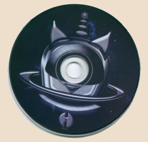 Cats In Space - Too Many Gods_CD