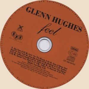 Glenn Hughes - Feel_CD
