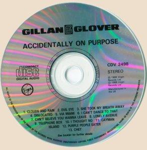 Accidentally On Purpose_CD