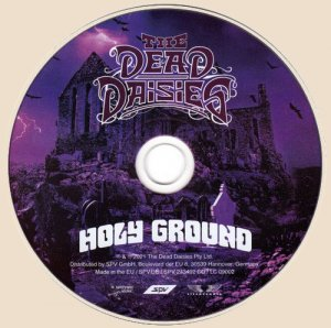 Holy Ground_CD