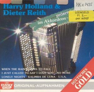 Harry Holland - Prasentieren Hits Im Akkordeon