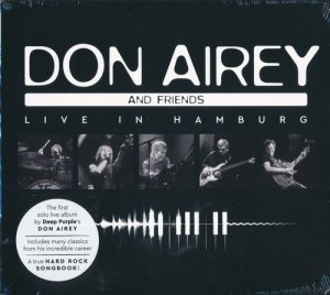 Don Airey and Friends - Live