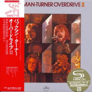 Bachman-Turner Overdrive II (2013)