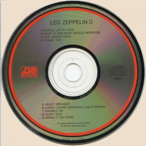 Led Zeppelin II_CD1st