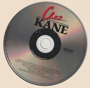 Chez Kane_CD