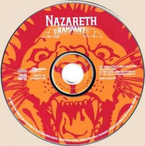 Nazareth - Rampant_CD