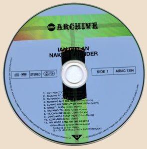 Ian Gillan - Naked Thunder (1990)_CD